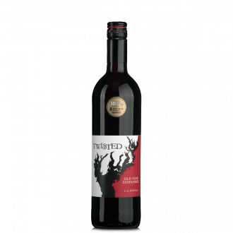 Twisted Old Vine Zinfandel 2012