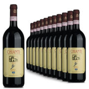 Paket 12x Chianti zum Sparpreis bei vinoakvo