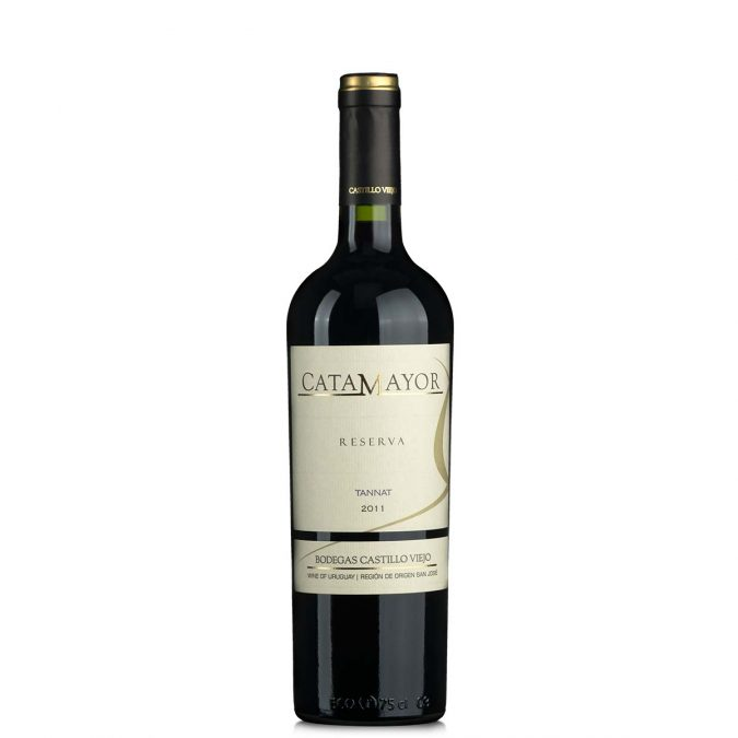 Catamayor Reserva Tannat 2011