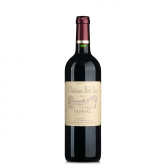 Chateau Bel Air AOC Fronsac 2010