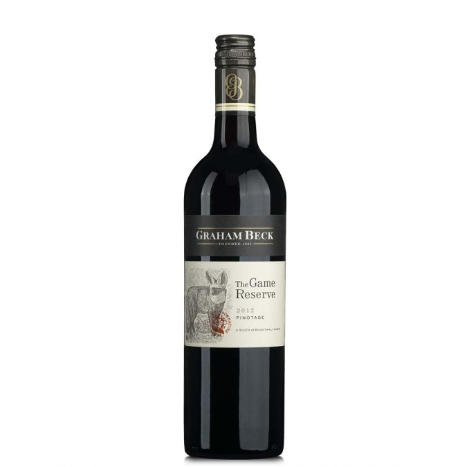 The Game Reserve Pinotage 2012