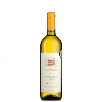 Sant' Antimo Pinot Grigio DOC 2013 - Bio