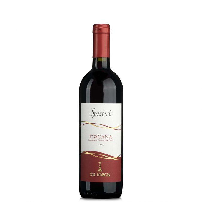 Col d'Orcia Spezieri Toscana Rosso