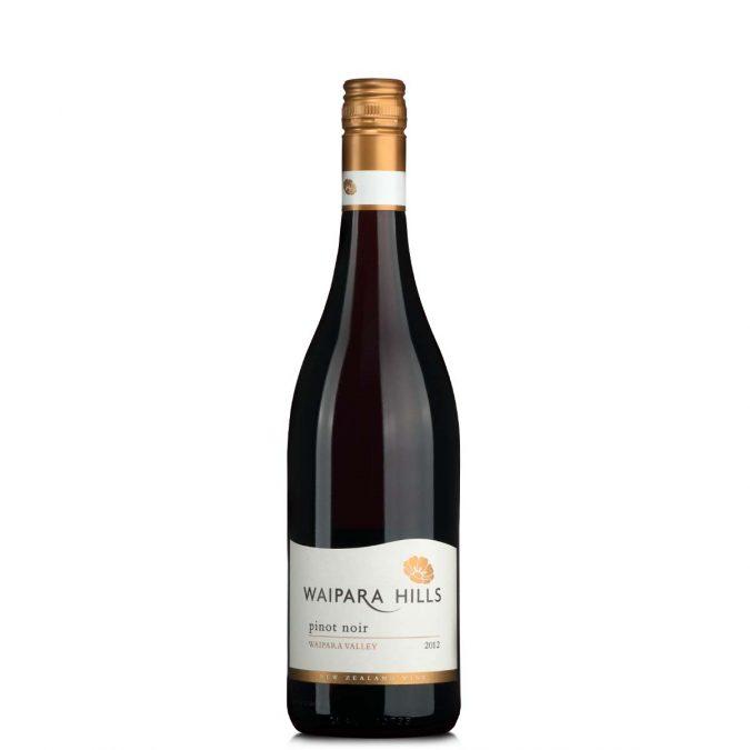Waipara Hills Pinot Noir 2012